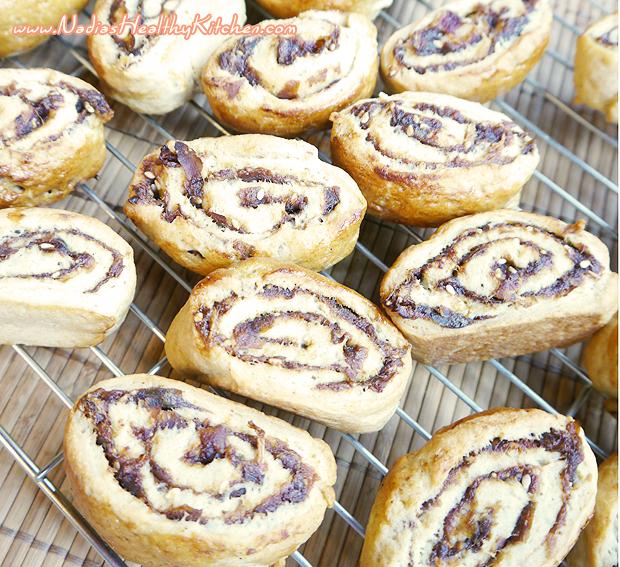 Healthy Kleicha: Date Filled Cookies - UK Health Blog - Nadia's