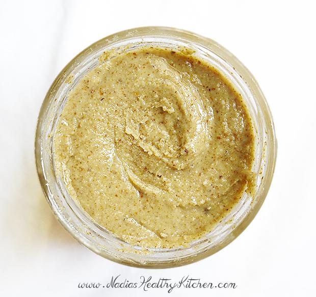cinnamon maple almond butter