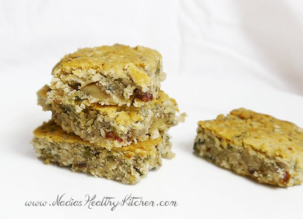nut seed and date bars