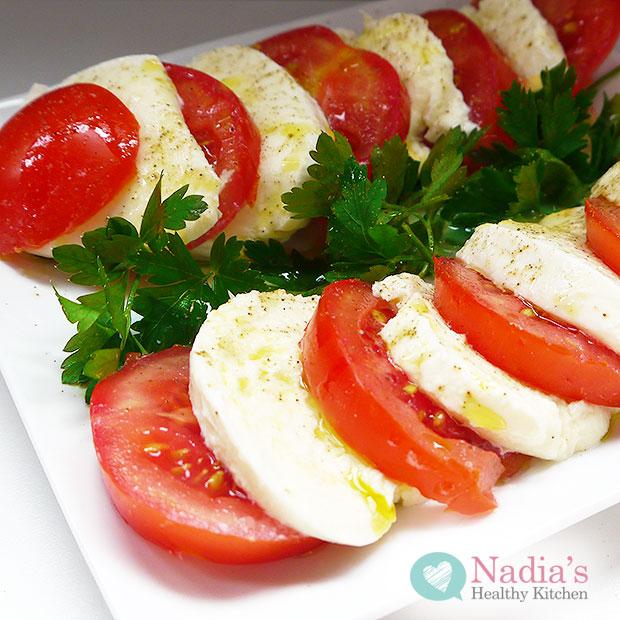 mozarella-salad