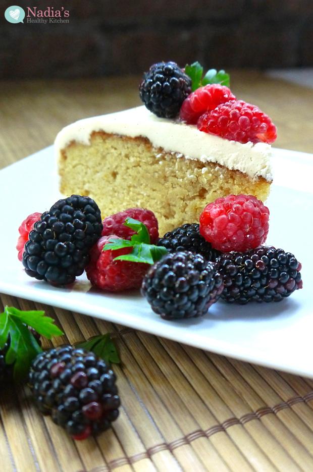 healthy gluten free birthday cake