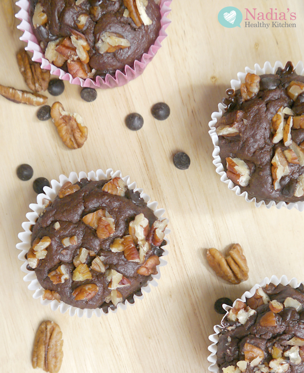 protein-chocolate-muffins