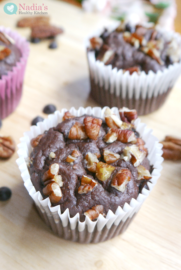 Protein Chocolate Muffins