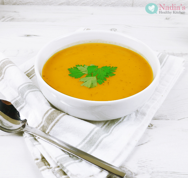 carrot-sweet-potato-coriander-soup