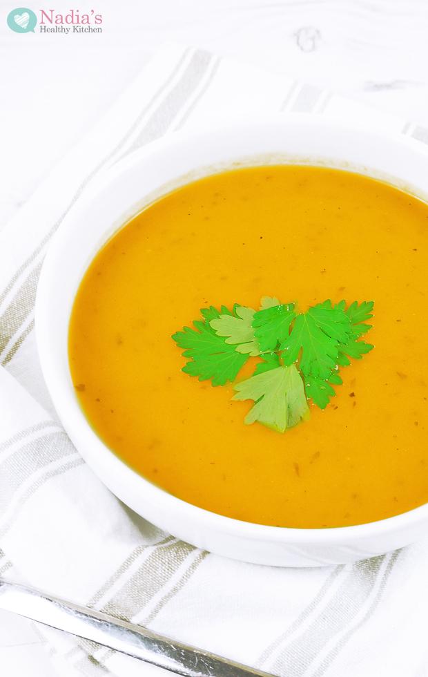 carrot-sweet-potato-coriander-soup
