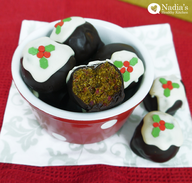 Healthy-Christmas-Pudding-Balls