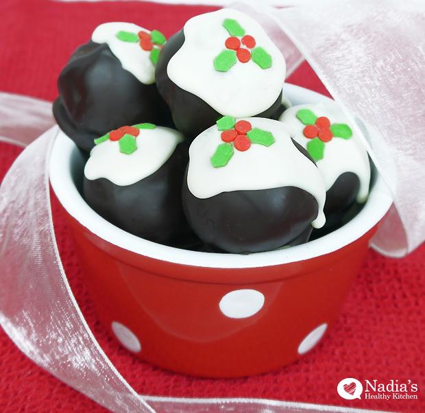 Healthy-Christmas-Pudding-Balls