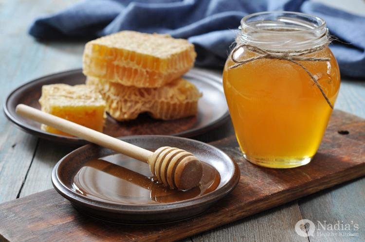 clean eating honey