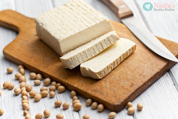 clean eating tofu