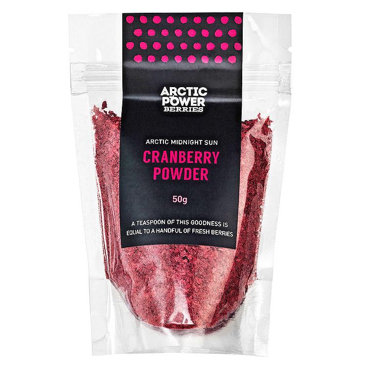 arctic berry powder Cranberry powder