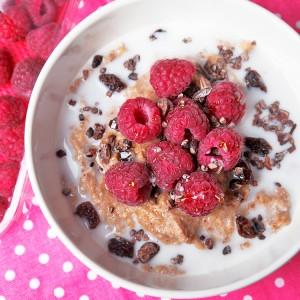 how to make healthy porridge