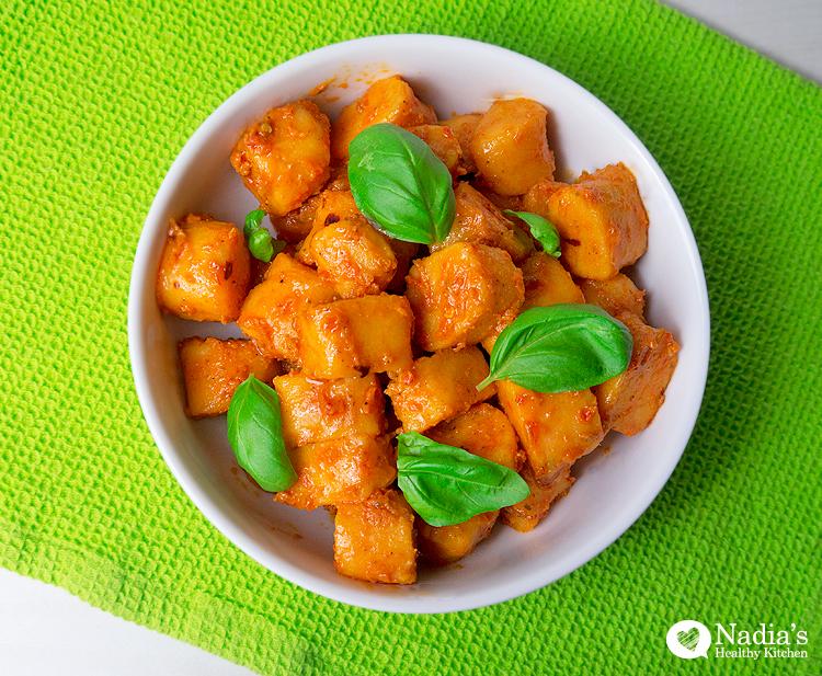 gluten free sweet-potato-gnocchi