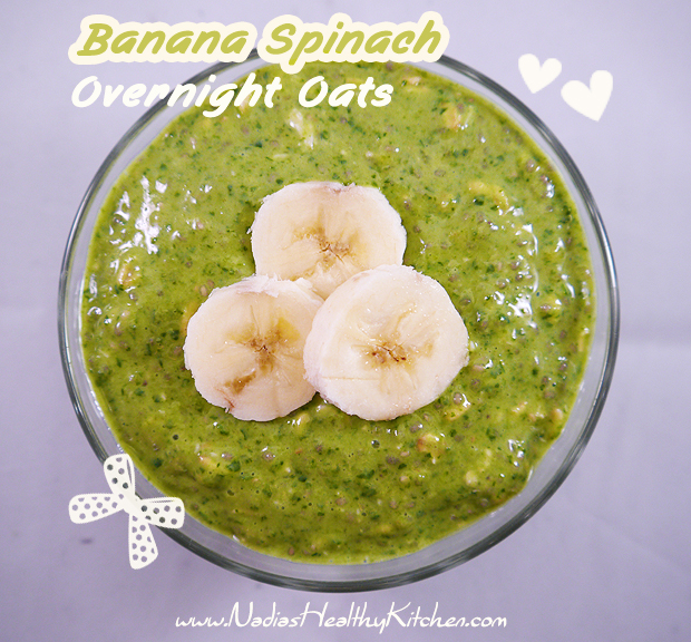 spinach-overnight-oats