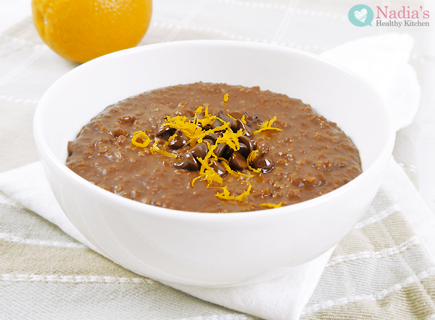 Chocolate-orange-oatmeal