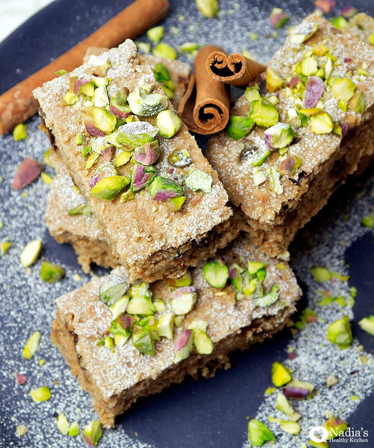 chai-spiced-oat-bars