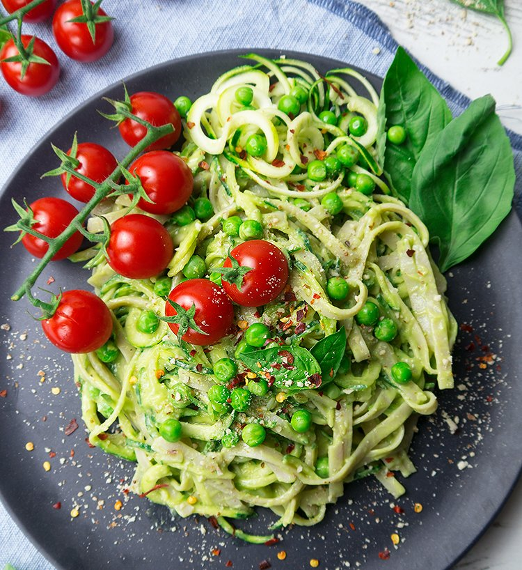 avocado-courgette-spaghetti