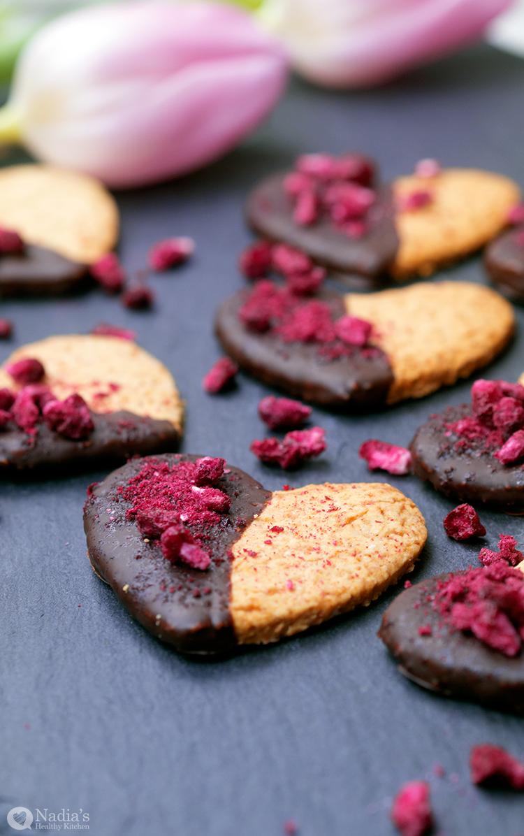 Vegan & Gluten Free Vanilla Biscuit Recipe