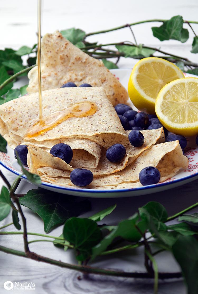 vegan gluten free english pancake recipe