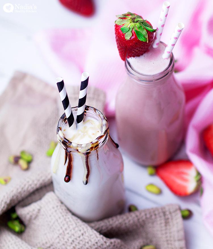 halva-almond-milk
