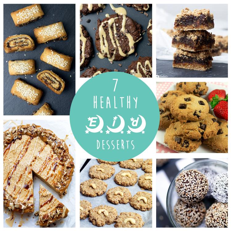 7 healthy eid desserts