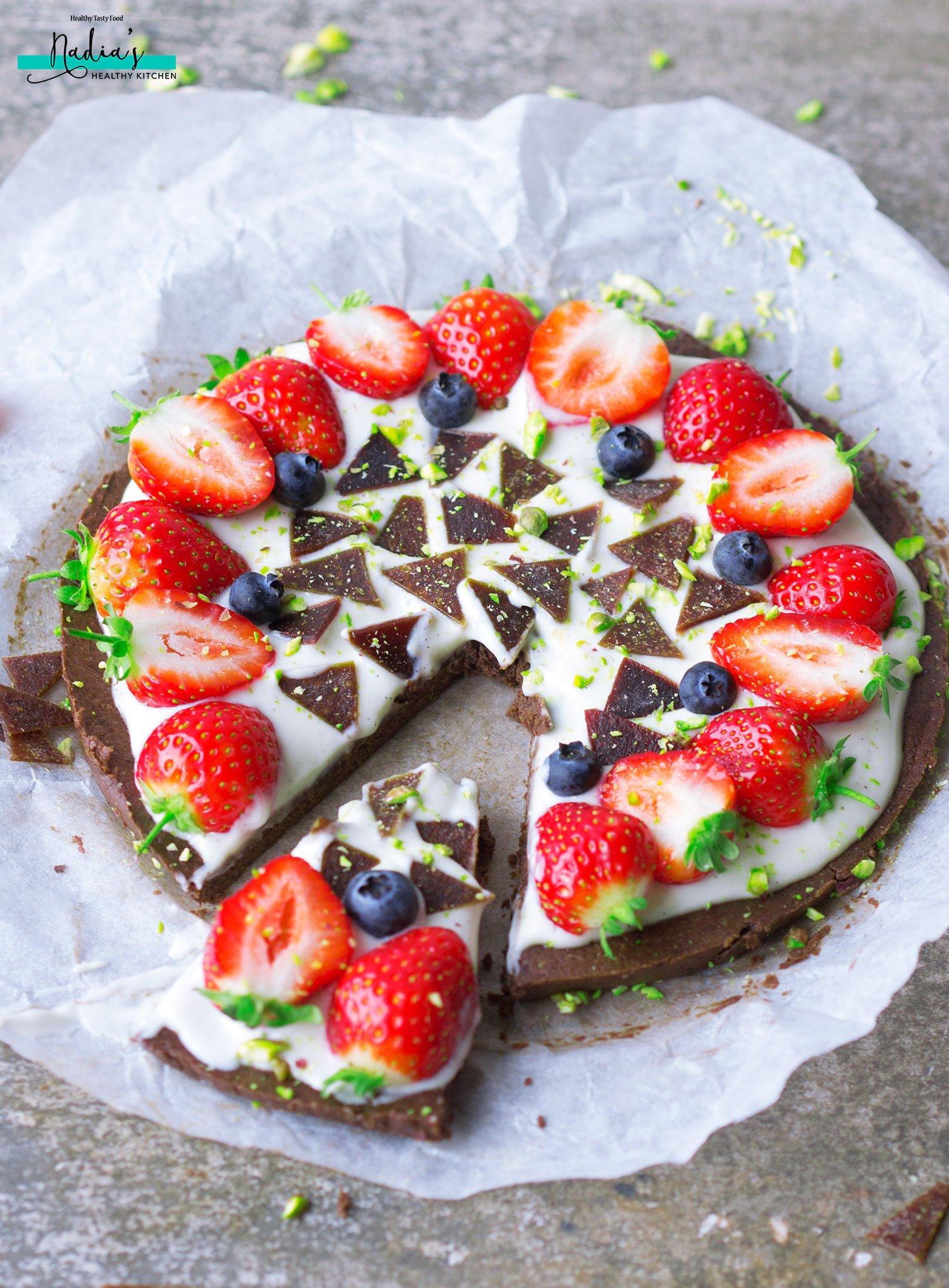 Breakfasts archives uk health blog nadia 39 s healthy kitchen - Dessert vegan sans gluten ...