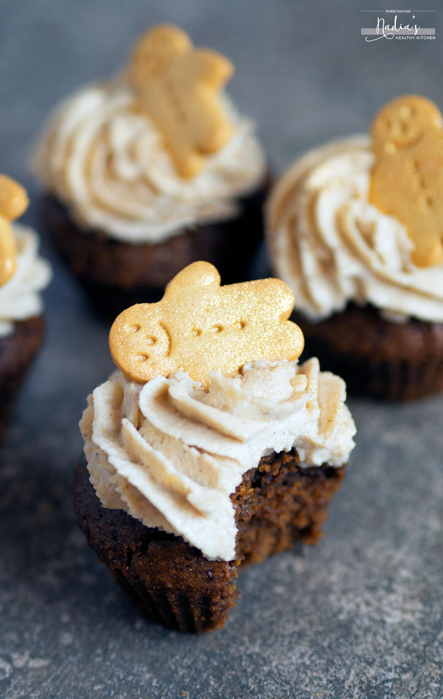 vegan-gluten-free-gingerbread-cupcakes
