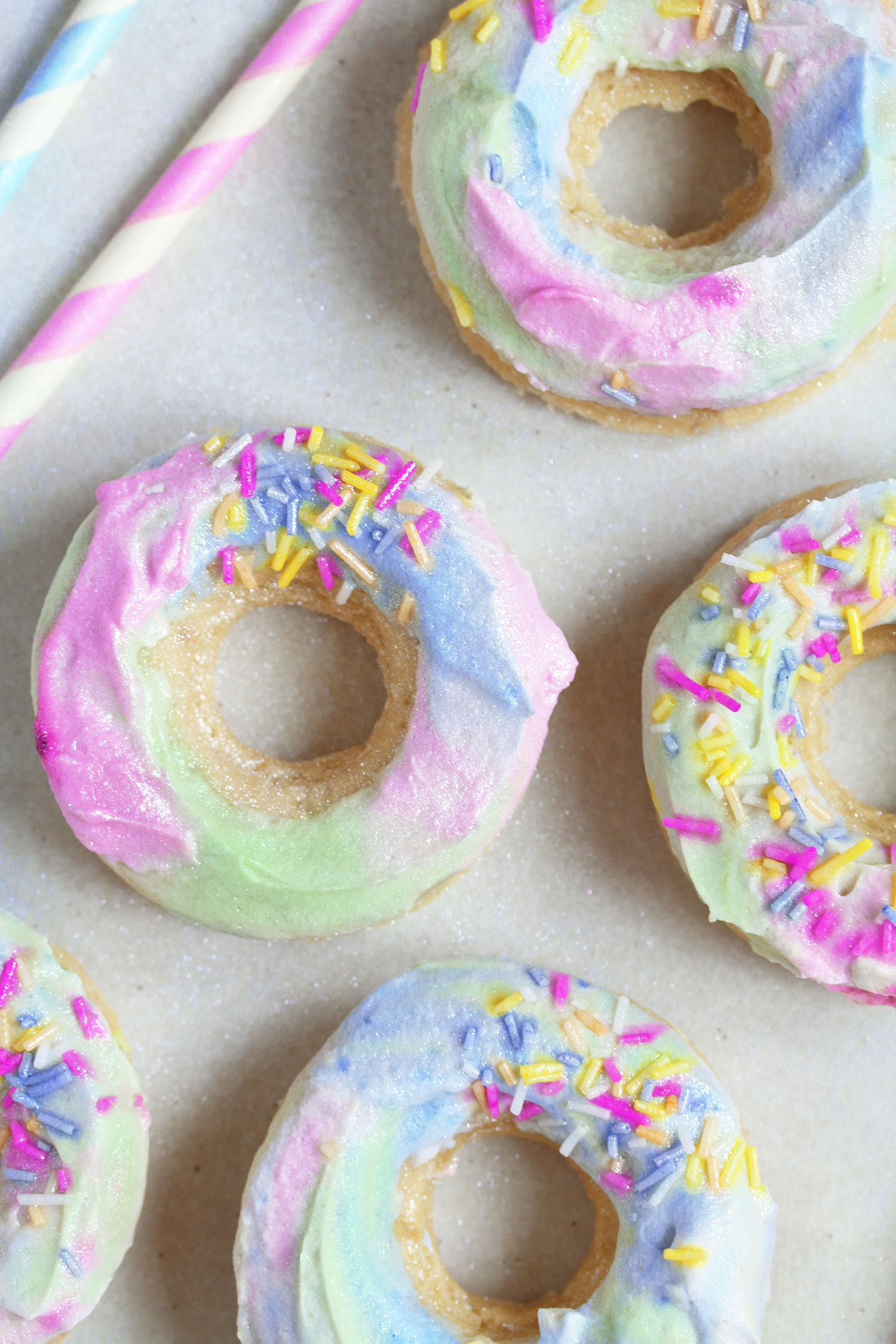 Unicorn Doughnuts Vegan Amp Gluten Free Uk Health Blog