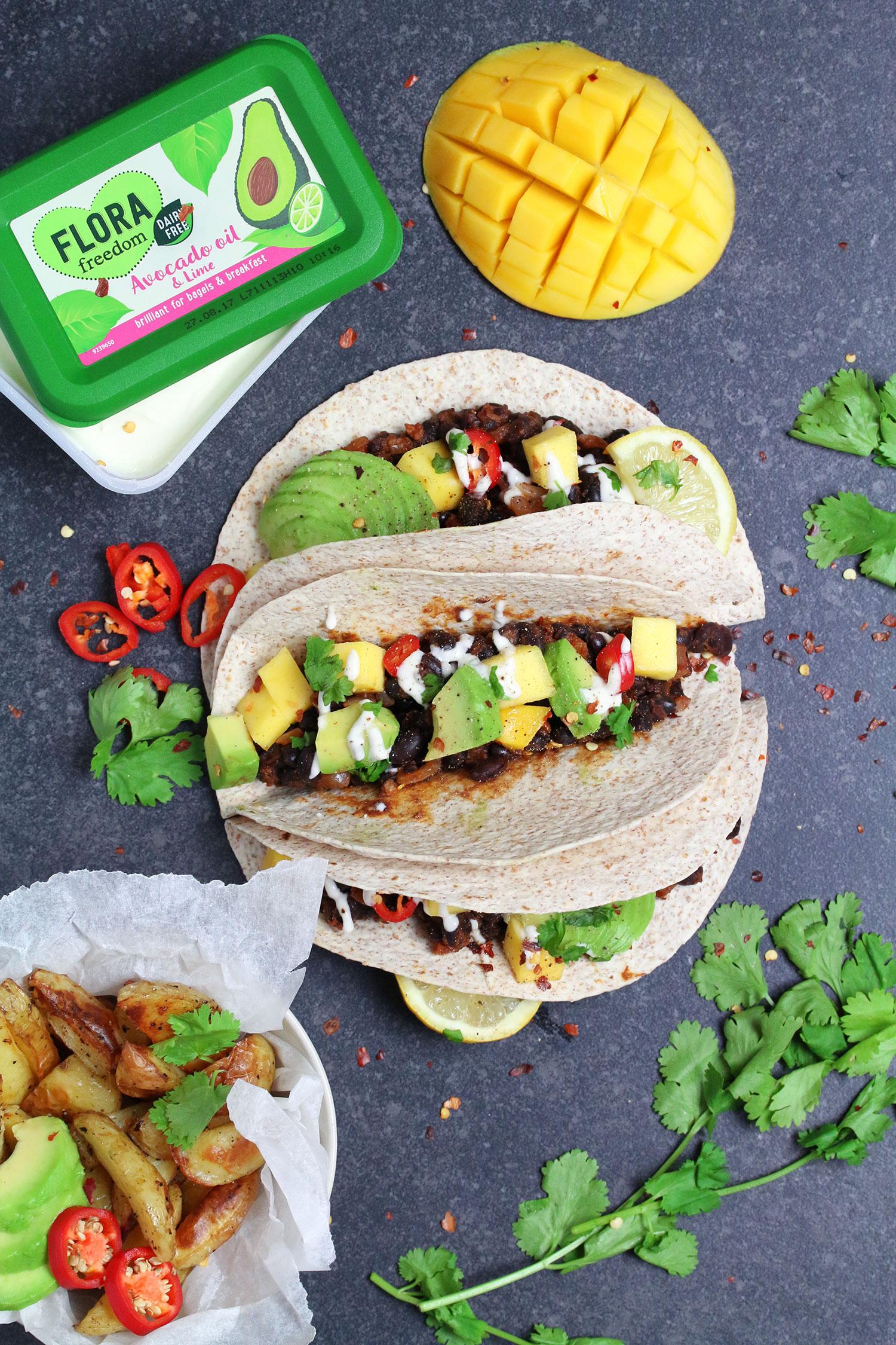 flora avocado and lime spread recipes