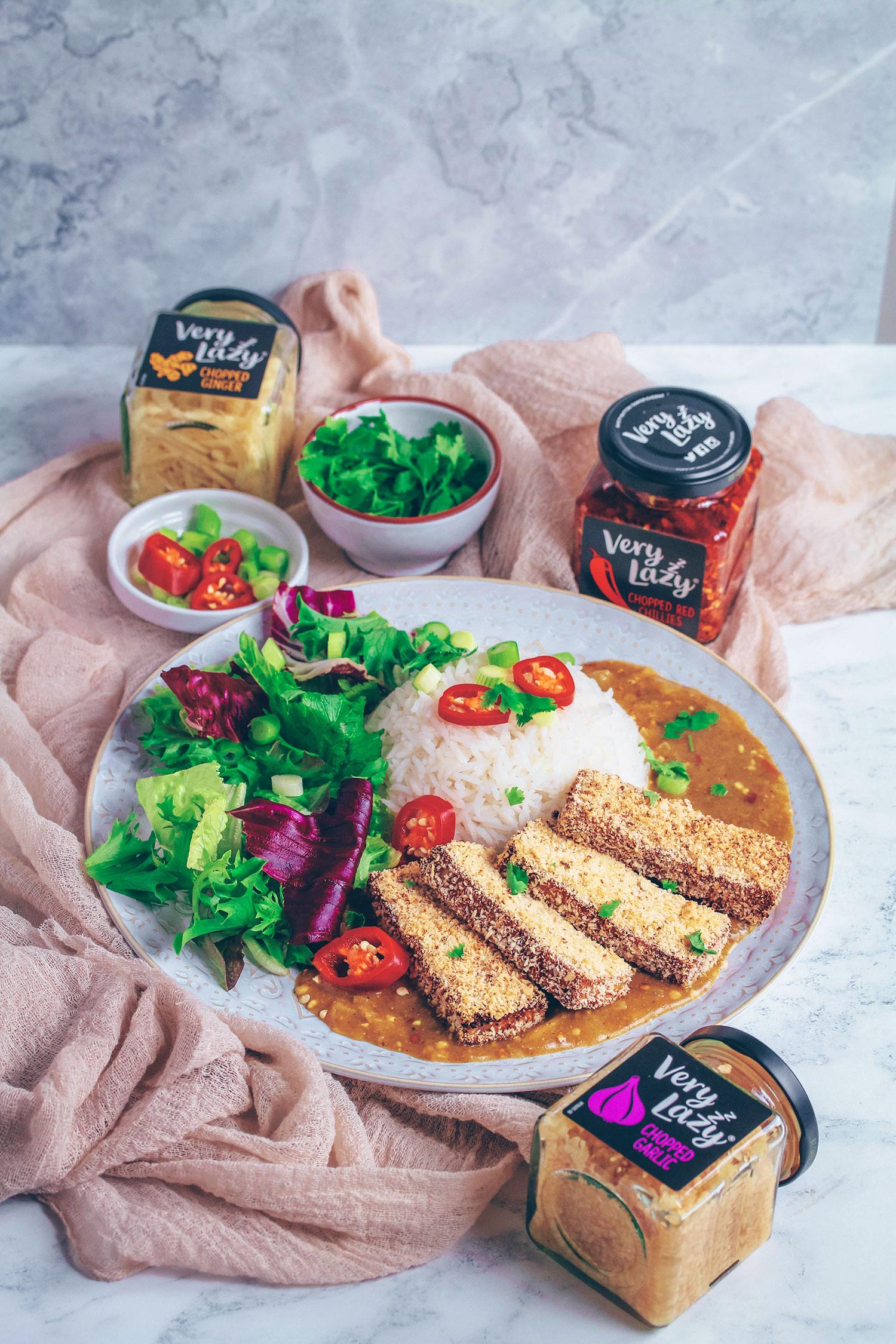 Tofu Katsu Curry Vegan Gluten Free Uk Health Blog