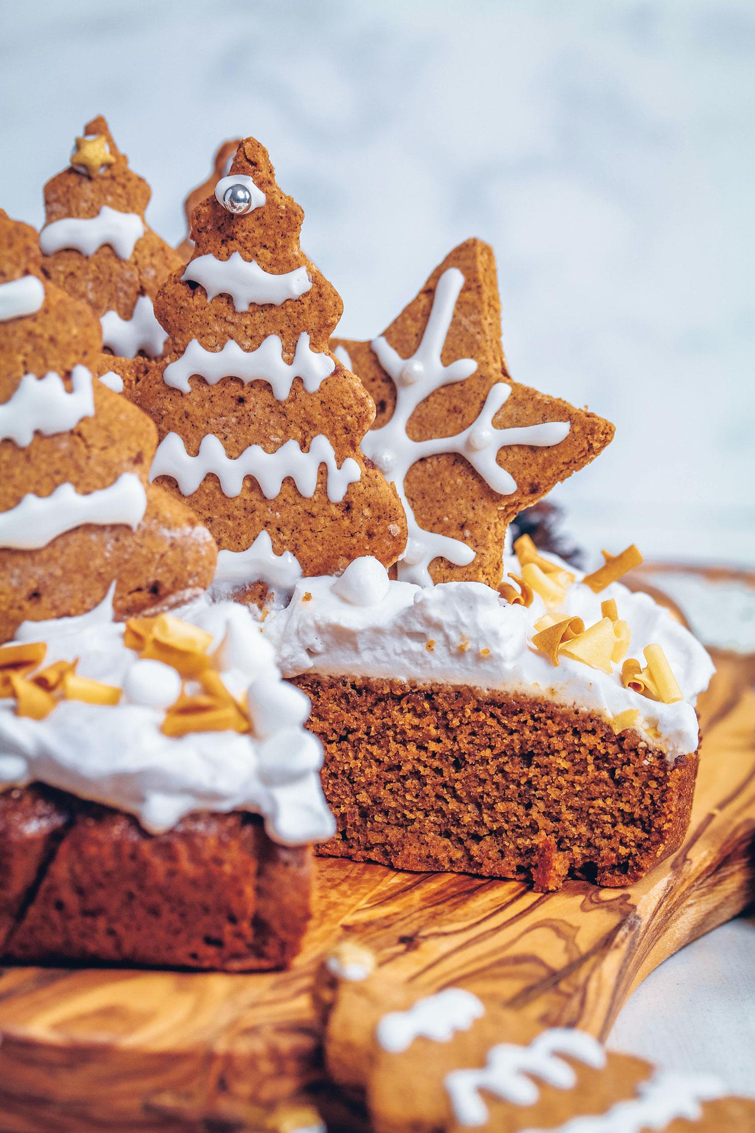 Gingerbread Cake Recipe Uk