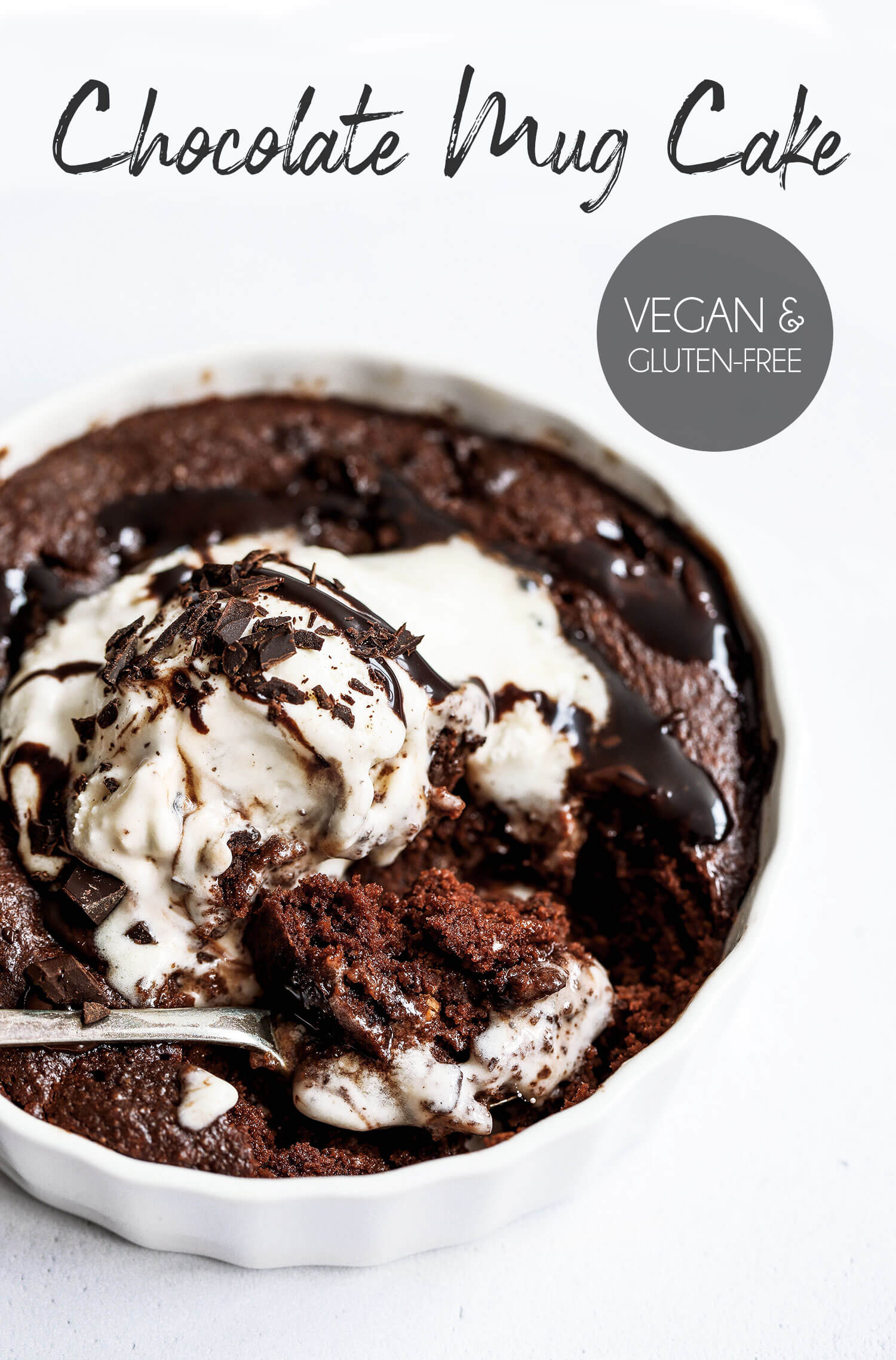 Vegan Gluten Free Chocolate Mug Cake Uk Health Blog Nadia S Healthy Kitchen