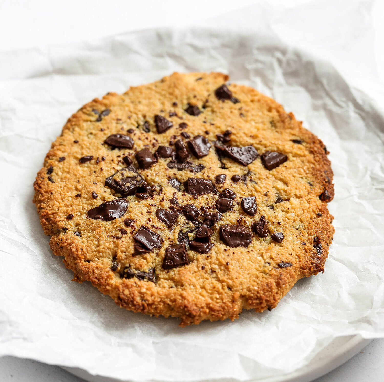 Cookie de chocolate com porção única - UK Health Blog 4