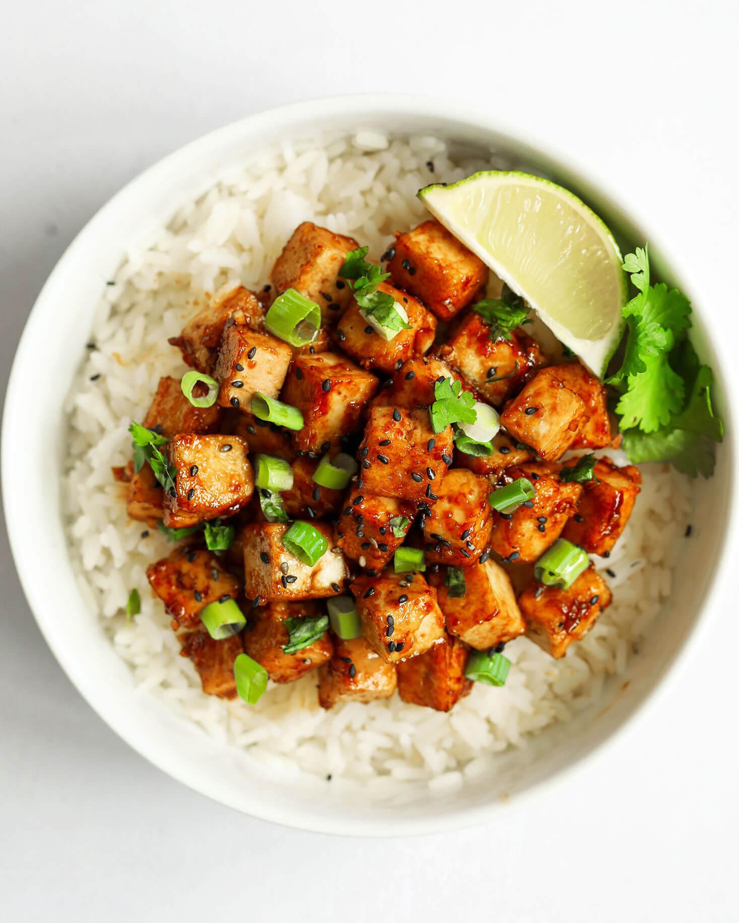 Maple Soy Tofu Frito - UK Health Blog 6