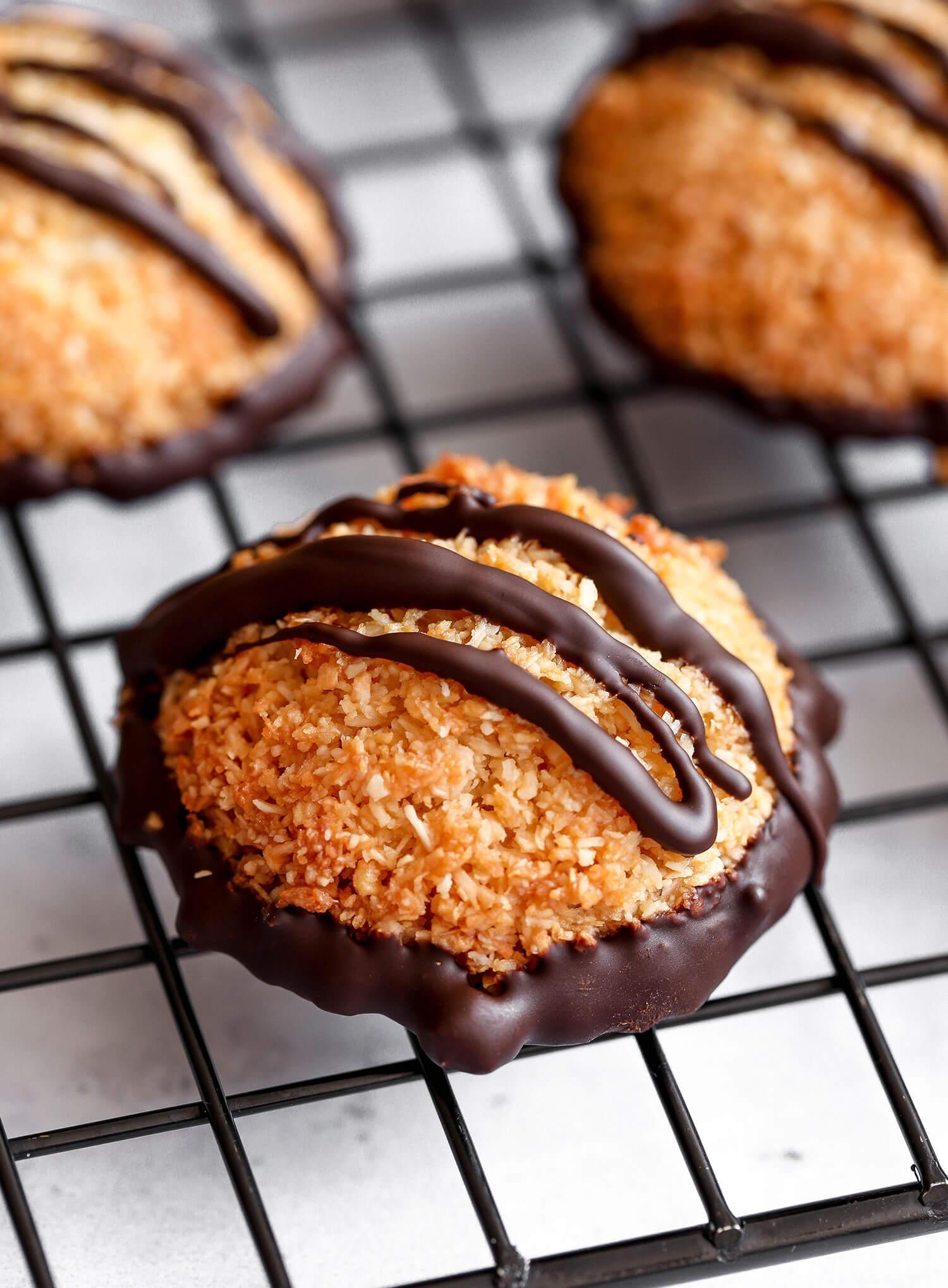 Macaroons Vegan de 6 Ingredientes - Blog de Saúde do Reino Unido 7